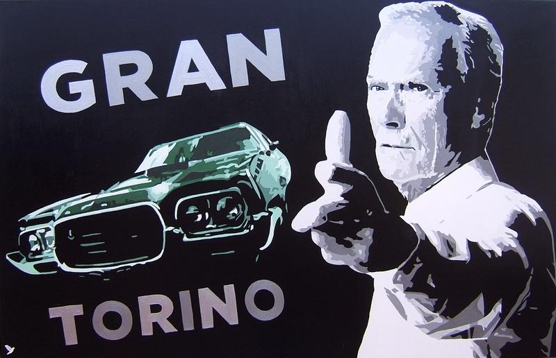Clint Eastwood par @do